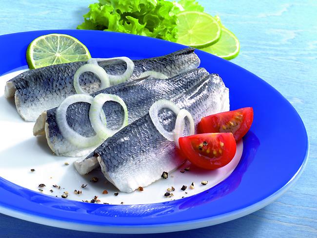 Fischmarinaden